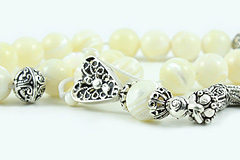 Mother of Pearl Worry Beads