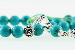 Turquoise Worry Beads
