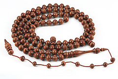 Rosewood Prayer Beads (99 Beads)
