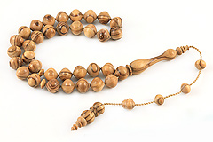 Olive Tree Prayer Beads