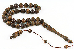 Guayacan Tree Prayer Beads